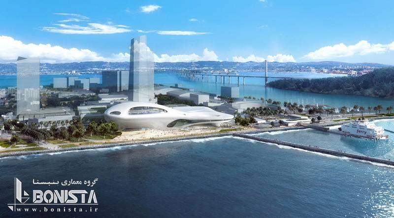 طرح پیشنهادی استادیو معماری MAD جهت ساخت موزه در سان فرانسیسکو
