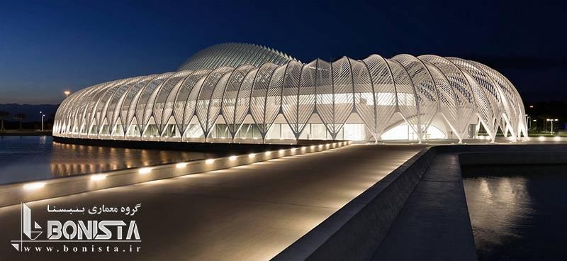 طراحی دانشگاه پلی تکنیک فلوریدا