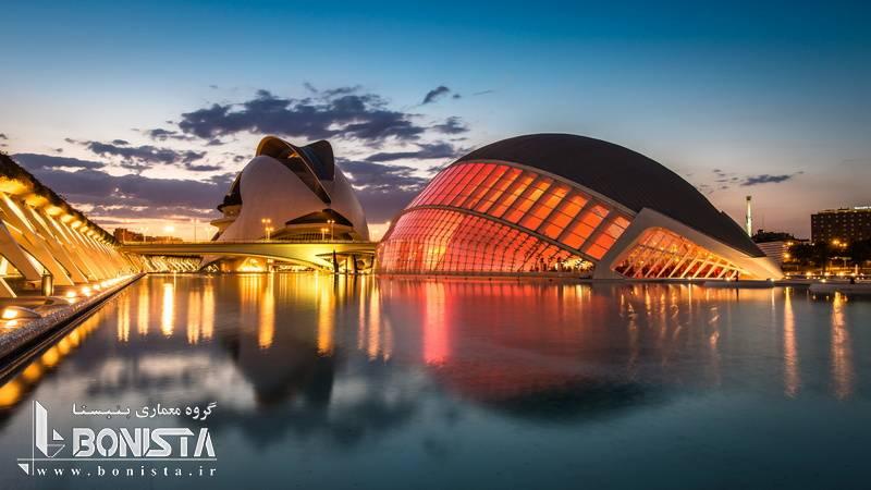 مجموعه فرهنگی والنسیا ، اسپانیا
