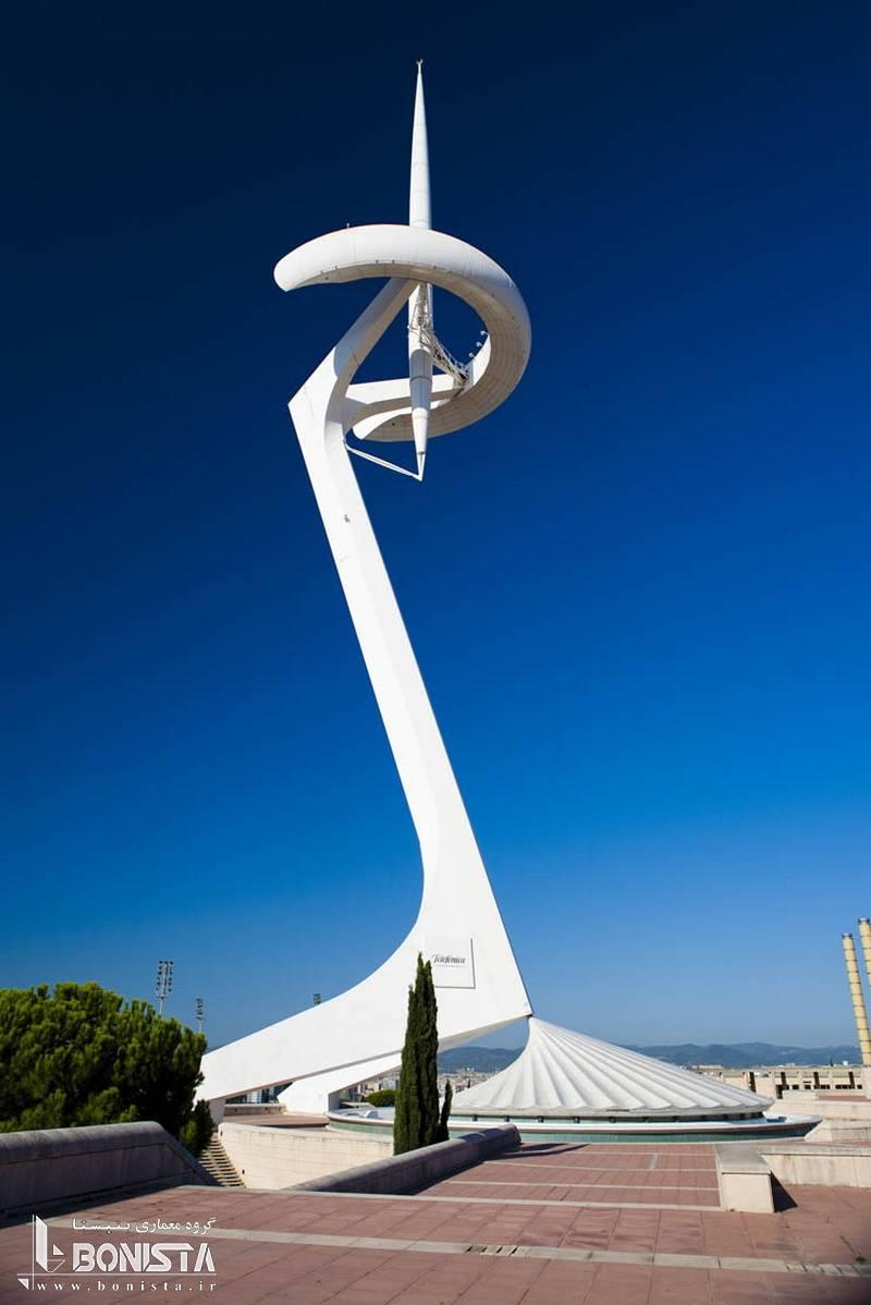 برج مخابراتی مونتویی (۱۹۸۹-۱۹۹۹)