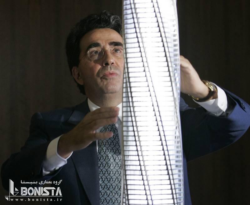 سانتیاگو کالاتراوا - معمار مشهور اسپانیایی