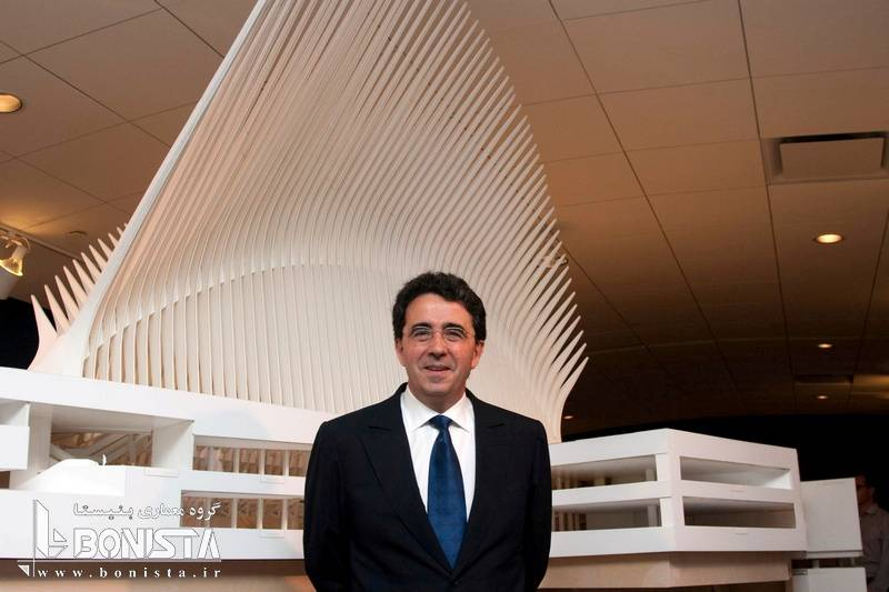 سانتیاگو کالاتراوا (Santiago Calatrava)