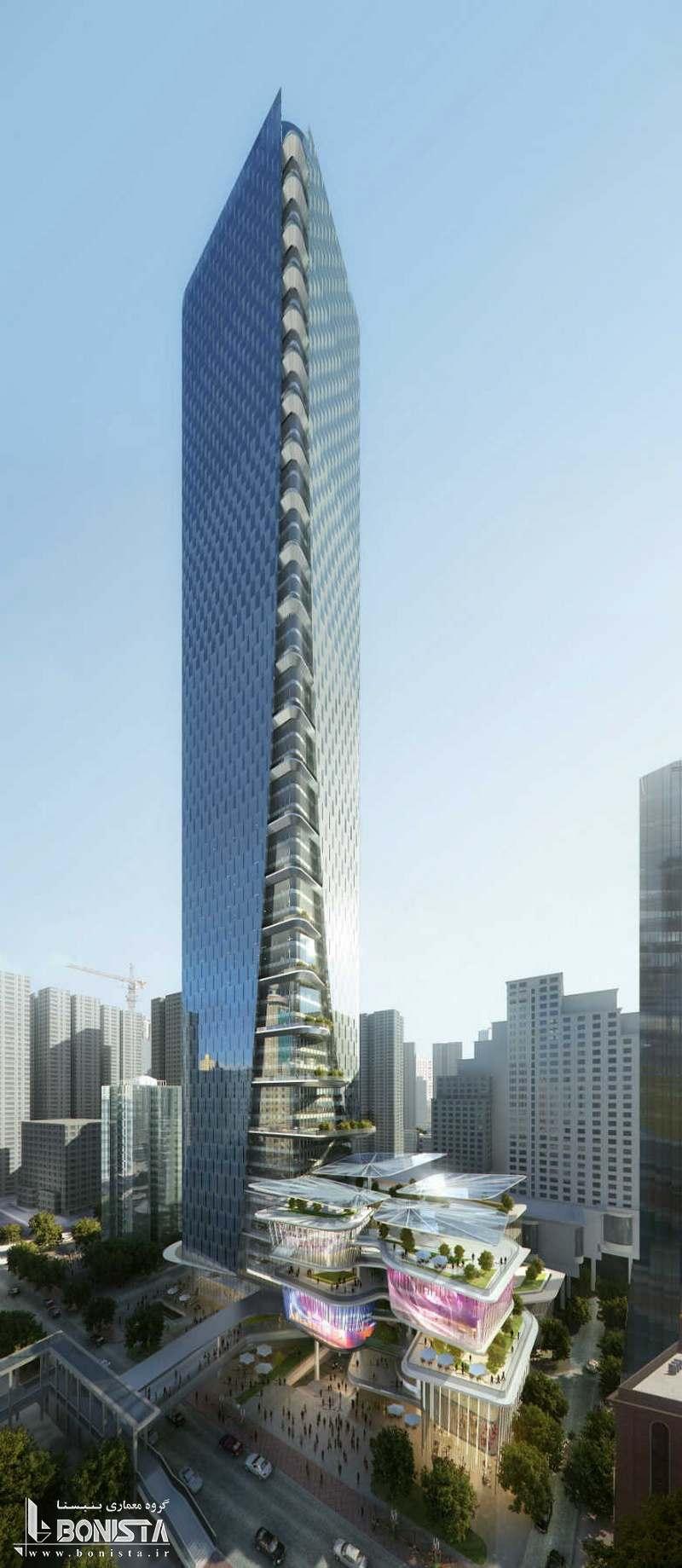 مرکز بازرگانی لوهو فرندشیپ در شنجن چین