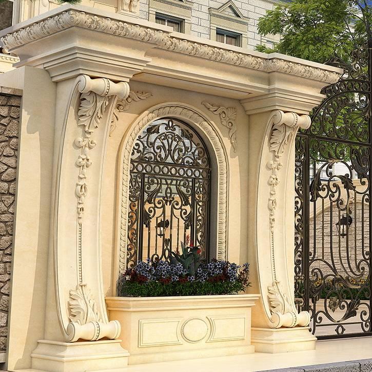 طراحی محوطه باغ ویلا و ساختمان های متفاوت: بایگانیها طراحی سردر ورودی