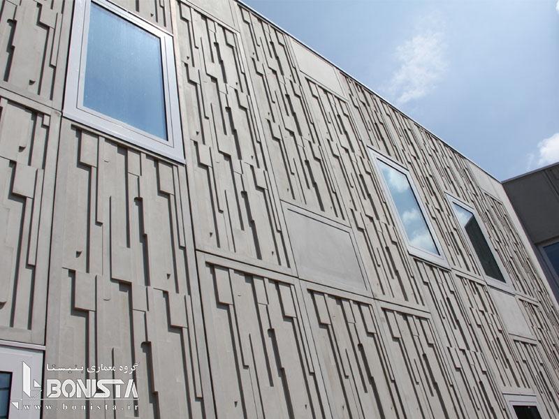 ساختمانی مسکونی در Venlo هلند