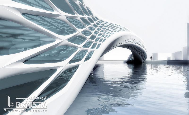 ساختمان هایی به سبک معماری پارامتریک
