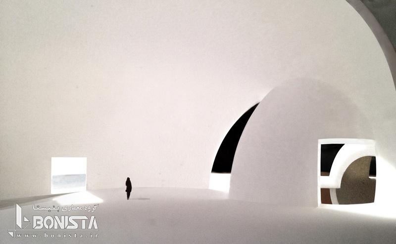معماری گورستان چينپاسان