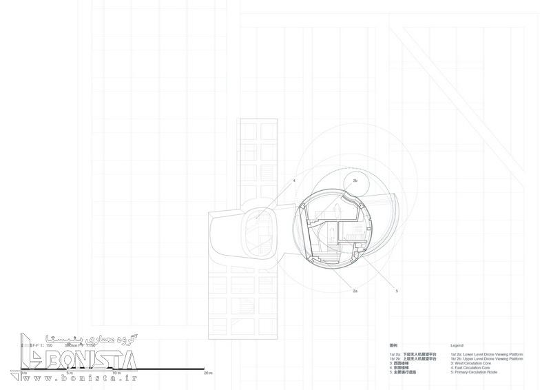 سطح مقطع پل هوایی شنزن