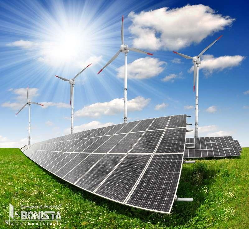 استفاده از انرژیهای تجدیدپذیر به عنوان فاکتوری مهم در رتبه بندی گواهی LEED