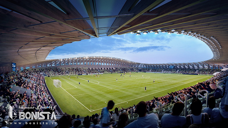 استادیوم جدید جنگل سبز روورز