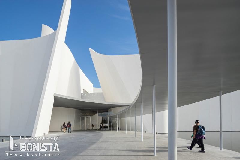 موزه بین المللی دل باروکو (موزه بین المللی باروک) - توسط Toyo Ito