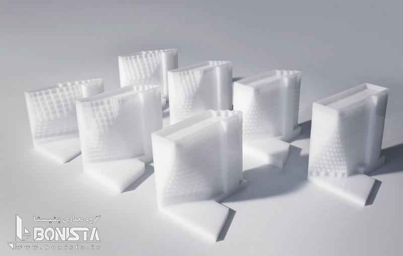 طراحی برج خورشیدی توسط استودیو معماری گانگ در نیویورک - تصویری از طرح های محتلفی که برای این برج ارائه شده است