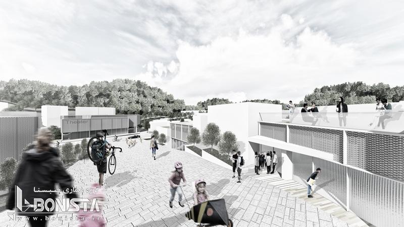طراحی مرکز هنر سئول برای جشن های فرهنگی