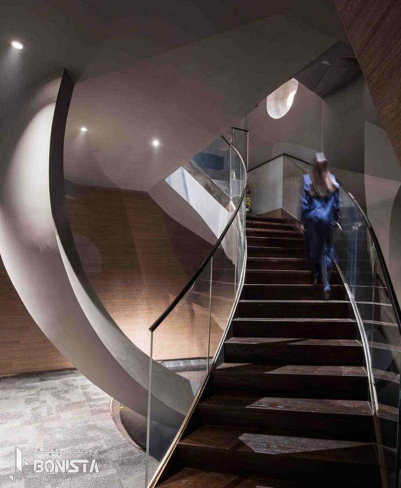 طراحی موزه Jade در چین منطقه Huangpuu شانگهای