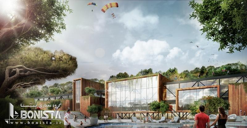 طراحی پارک Bandirma معماران TARI-Architects