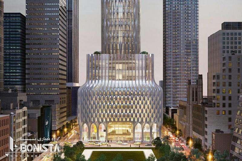 طراحی آسمان خراش Supertall در نیویورک