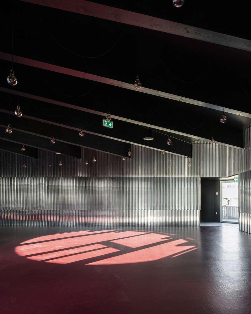 طراحی فضای تاتر