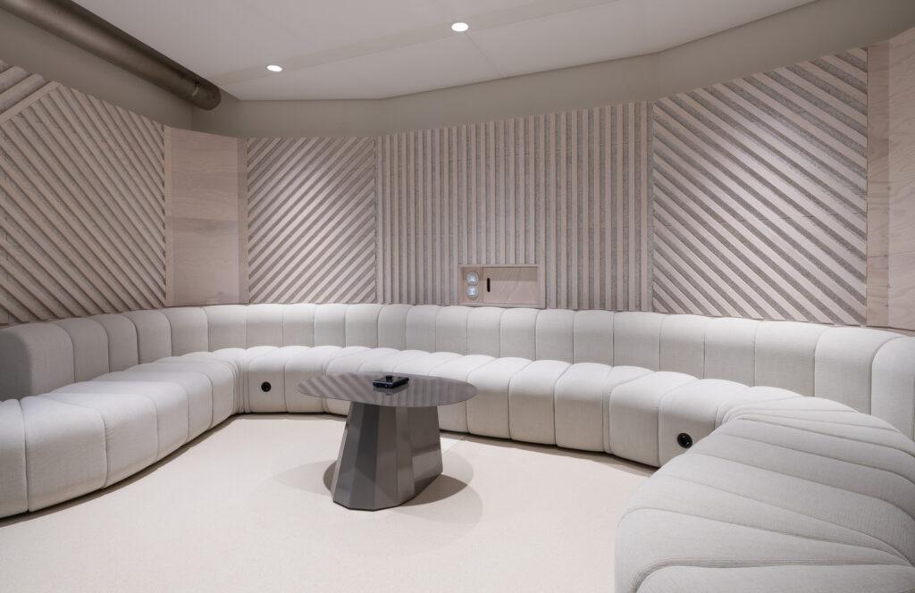 طراحی فضای استراحت