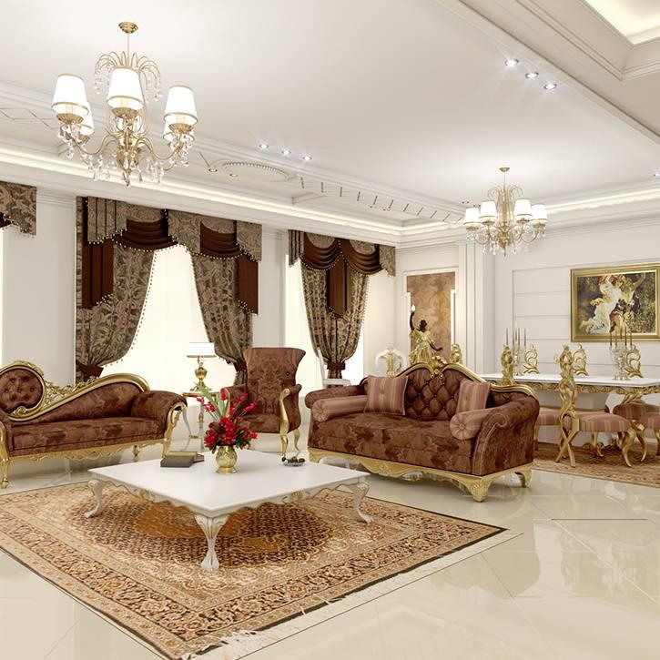 طراحی داخلی ساختمان مسکونی اهورا - کاشانک