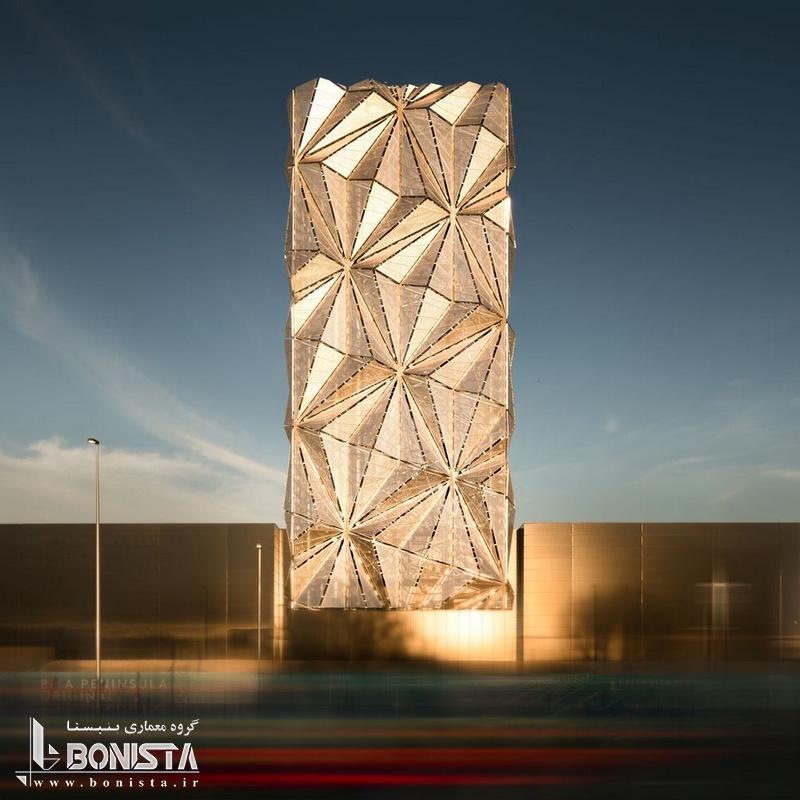 طراحی ساختمان مرکزانرژی کربنی توسط Møller Architects