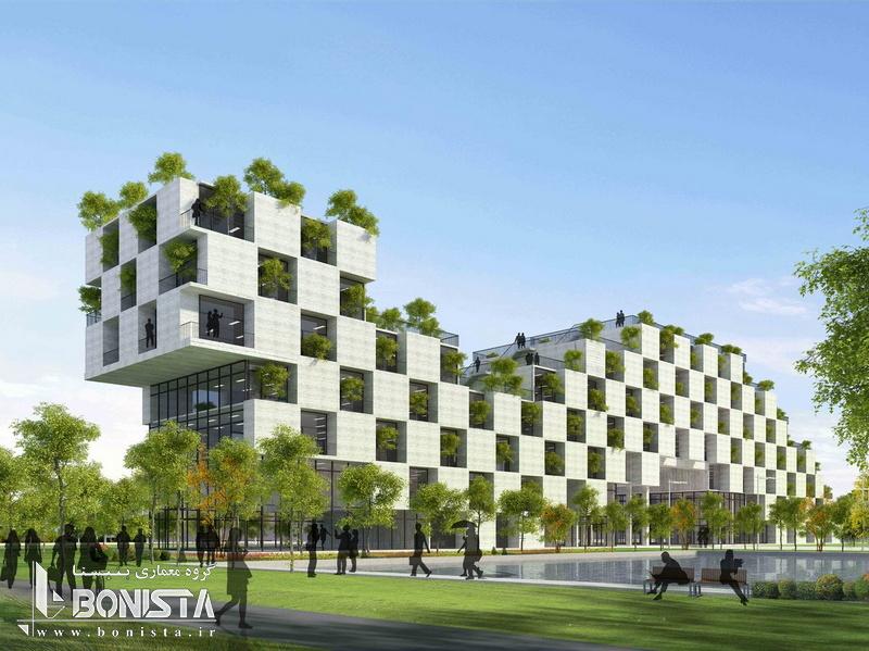 اصول معماری پایدار در طراحی