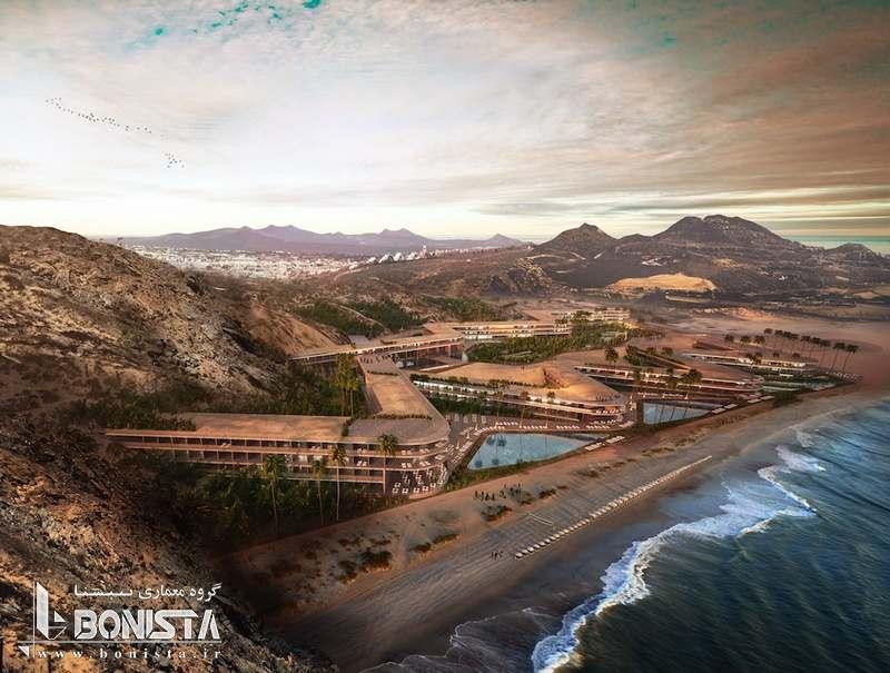 طراحی هتل و پروژه های مسکونی در مکزیک توسطمعماران Sordo Madaleno