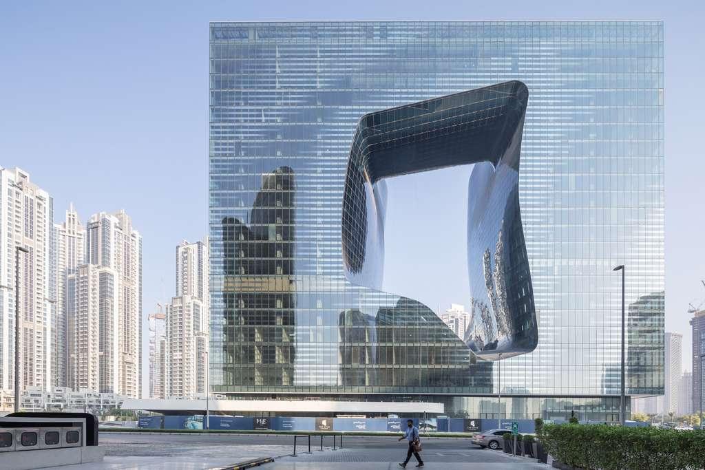 هتل اپوس در دبی