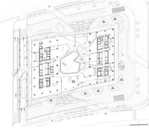 پلان هتل اپوس