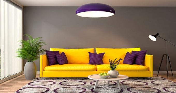 بهترین رنگ ها برای دکوراسیون داخلی